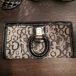 Guess pocketbook wallet